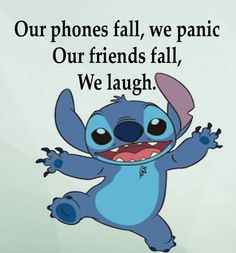 Cute quotes, disney memes, disney quotes, lilo and stitch quotes, lelo and Funny True Quotes, Funny Quotes About Life, Cute Quotes, Best Friend Quotes Funny Hilarious, Hilarious Pictures, Minion Humour, Minion Jokes, Funny Phone Wallpaper, Funny Wallpapers