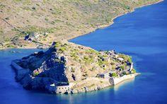 Spinalonga på Kreta er et besøg værd! Se mere på www.apollorejser.dk/rejser/europa/graekenland/kreta