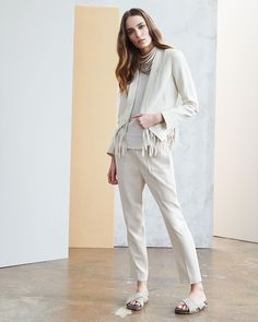 Brunello Cucinelli Spring Lookbook