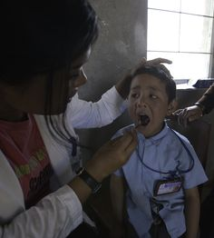 We Introducied school health programmes and improved child well-being in rural communitie in Nepal, where much of the population has little access to health care  http://www.childreach.org.uk/projects/community-based-child-health