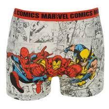 Image result for marvel mens boxers