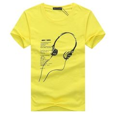 Cotton Material Print Pattern T-Shirt For Men. #Mentshirt #ShopOnline #MehdiGinger