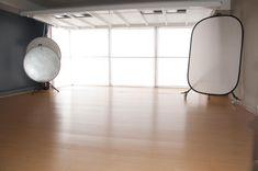 Natural light studio