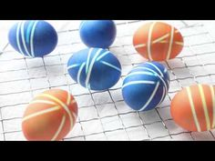 For colors that pop and DIY designs, check out McCormick's egg-dyeing tips, tricks, and recipes.​