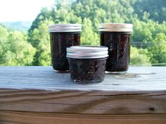 How to make blackberry jam an Appalachian favorite for food preservation and canning.