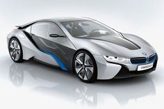 The BMW i8 is apparently soon to be an actual sports car we love! Check it out...