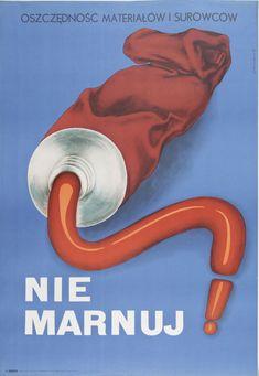 Art Deco Posters, Cool Posters, Poster Prints, Poland People, Communist Propaganda, Polish Posters, Futuristic Art, Art Deco Period, Typography Prints