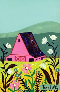 Illustration Tara Lilly studio