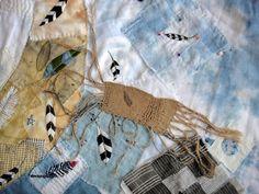 Jude Hill...stitching a story - SPIRIT CLOTH | Storyteller