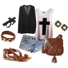 City On Our Knees, created by peytonicholee on Polyvore