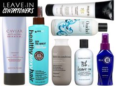 Best Leave-In Conditioners For Smooth, Healthy Hair Bushy Hair, Curls With Straightener, My Beauty Routine, Oily Scalp, Air Dry Hair, All Things Beauty, Beauty Tips, Leave In Conditioner, Creative Hairstyles
