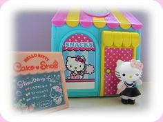 House Hello Kitty snacks and cakes | Flickr - Photo Sharing!