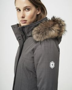 Winter Coat, Canada Goose Jackets, Parka, Winter Jackets, Quartz, How To Make, Shopping, Collection, Fashion