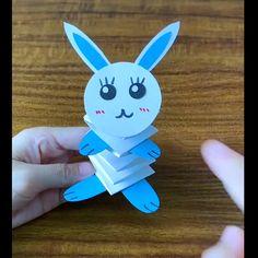 Handprint Art Discover Paper Craft ldeas for Kids Top 10 Origami Easy Paper Craft for Kids :) Paper Crafts Origami, Diy Crafts For Gifts, Paper Crafts For Kids, Easy Crafts For Kids, Craft Activities For Kids, Diy Arts And Crafts, Toddler Crafts, Creative Crafts, Preschool Crafts