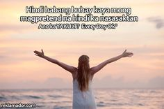 Trending Best Tagalog Love Quotes of 2017 3 Love Sayings, Tagalog Love Quotes, Sad Love Quotes, Qoutes, New Life, Of My Life, Louise Hay, Broken Heart Quotes, Choose Me