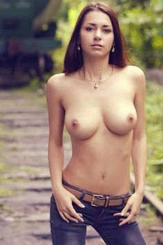 Breasts hot female nude