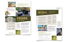 flyer pdf template