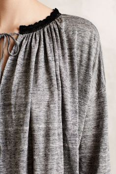 Nelo Peasant Top - anthropologie.com #anthrofave