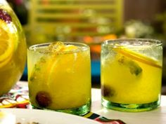 Tropical Sangria. - from brunch at Bobby's - Bobby Flay