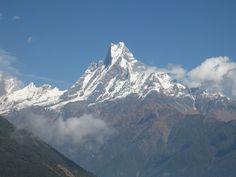 Tallest Mountains, Annapurna, Nepal, Himalaya, Peak view