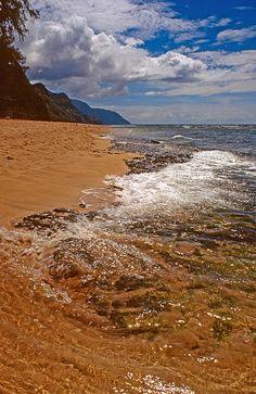 Ke'e Beach #Kauai