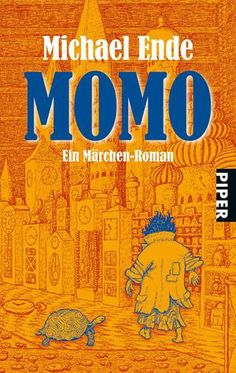 MOMO. Published November 2009 by Piper.  German
