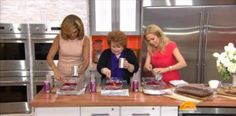 Check out Cathy Mitchell on the Today Show! See for yourself how amazing this recipe book is.