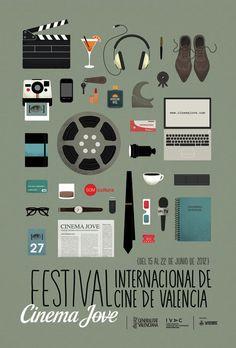 27 Festival Internacional Cinema Jove © Casmic Lab