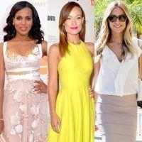 Kerry Washington, Olivia Wilde or Kristin Cavallari. I always enjoy their timeless styles