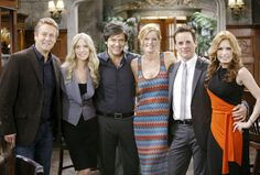 Blast from the Past Young and the Restless