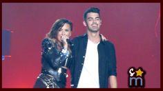 "Demi Lovato & Joe Jonas - ""This Is Me"" Live at Staples Center"