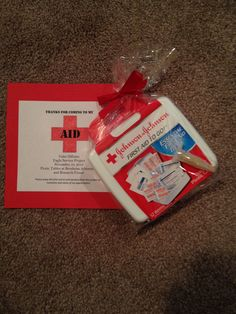 Eagle Scout Court of honor thank you gift