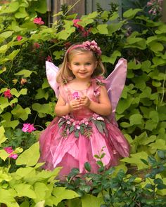 Fuscia+fairy+by+LillieBelleBoutique+on+Etsy,+$249.00