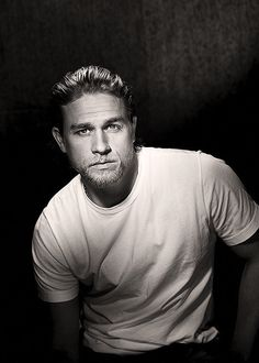 Charlie Hunnam........homes what up!    ES.
