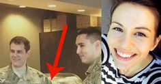 Woman Speaks Out After Spotting What Two Soldiers Did To Their Uniforms