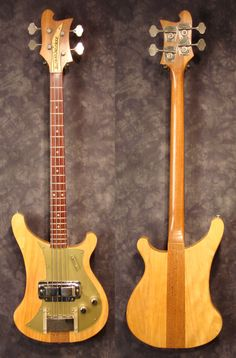 Model 4000 old style 1959 Vintage Bass Guitars, Rare Guitars, Music Pics, Music Stuff, Rickenbacker Guitar, Much Music, Bass Amps, Double Bass, Cool Guitar