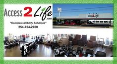 Waco, Texas: We have so much product, come by & see for yourself.