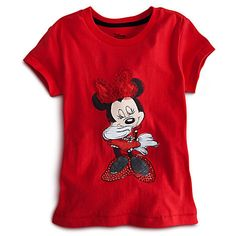 Minnie Mouse Tee for Girls - Deluxe Storytelling | Tees, Tops & Shirts | Disney Store
