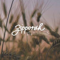 Zipporah Photography // Branding + Design by Hey, Sweet Pea