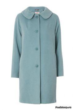 Выбираем пальто / воротники пальто