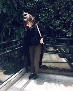 Arruma as calças Marieli pois logo vai ter palestra com André Carvalhal no #ModaInfo