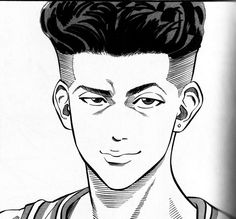 Remember him?  Ryota Miyagi from Slamdunk