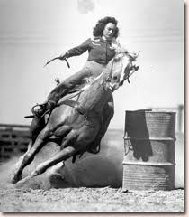 I think that learning how to horseback ride and becoming a barrel racer would be an awesome experience. Growing with a horse together and having that dedication and friendship would be beautiful.