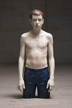 Bruno walpoth - Wood Sculpture - Contemporary Artist