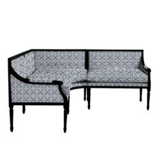 Louis 3  Piece Sectional From Ballard Designs
