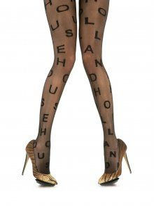 Henry Holland Alphabet Tights  at Tightsplease £12.48