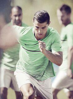 Cristiano Ronaldos Nike CR7 Summer 13 Collection