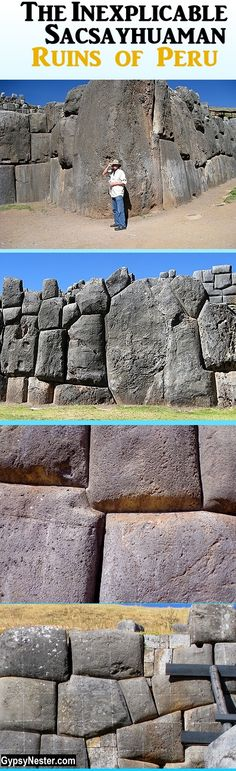 Bucket list item: See the Inexplicable Sacsayhuaman ruins of Peru!