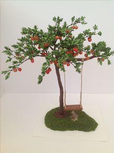 Miniature Apple Tree by Lucille Locket