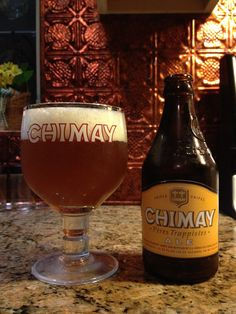 Blanche by Chimay Brewery; Chimay, Belgium.
